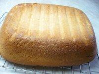 Vláčný mazanec z těsta z domácí pekárny