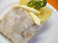 Rybí filé s citronem