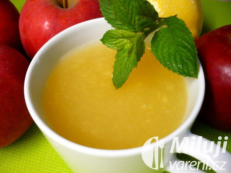 Jablečný kysel