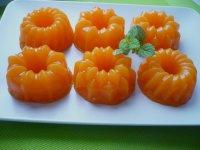 Ovocné želé z džusu