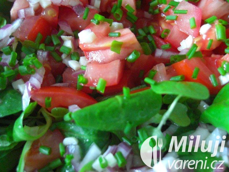 Salát bylinkový