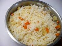Zeleninová rýže