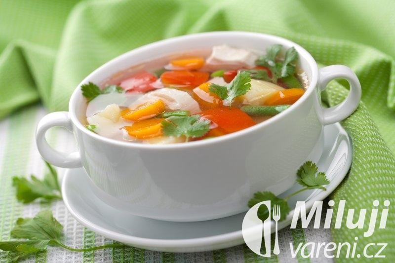 Janovská zeleninová polévka