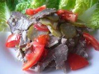 Salát z volské tlamy