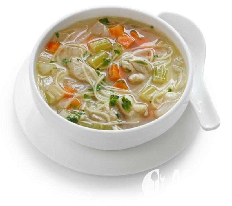 Zeleninová polévka z Janova
