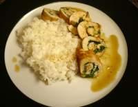 Kuře s česnekem a limetkou
