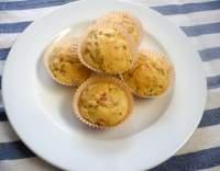 Muffinky se šunkou
