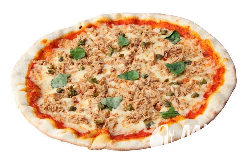 Pizza s tuňákem