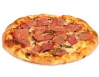 Pizza se šunkou