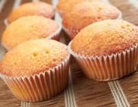 Muffiny s perníkovým kořením