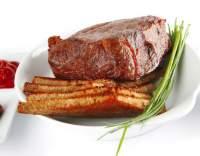 Grilované toasty se steakem