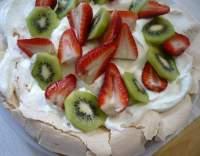 Bezé dort Pavlova