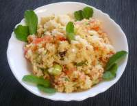Salát z kuskusu