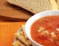 Rybářská polévka na řecký způsob