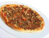 Arabská pizza