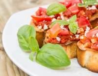 Zeleninové chlebíčky