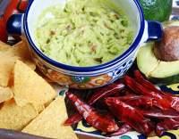 Avokádové pyré - Guacamole