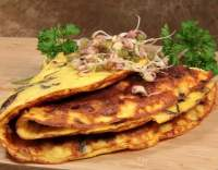 Africká omeleta