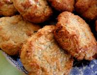 Řecké mandlové sušenky