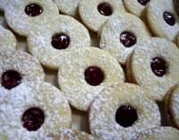 Tradiční linecké cukroví