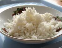 Rýže dušená