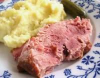 Uzené maso vařené