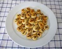 Francouzské kořeněné sušenky