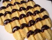 Banánky máčené v čokoládě