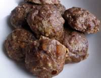 Hovězí karbanátek s hranolky