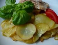 Pečené brambory s bylinkami