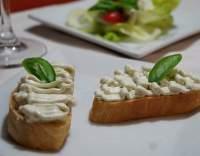 Niva s máslem a tvarohem