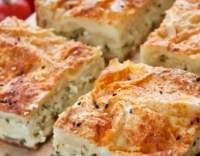 Mléčný koláč Makedonský