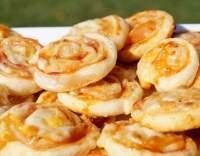 Šunkovo-sýroví šneci