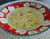 Kapání do polévky
