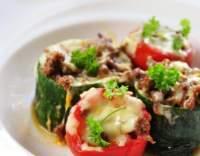 Plněná zelenina po nicesku