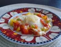 Sázená vejce po španělsku