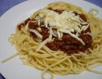 Milánské špagety
