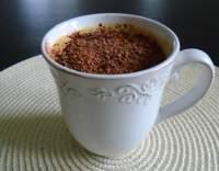 Káva se zmrzlinou