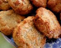Řecké máslové sušenky