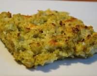 Pečená rýže s brokolicí