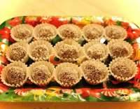 Kuličky kokosové