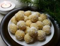 Kokosové bonbóny