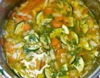 Zeleninová polévka II