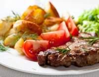 Vepřový steak po česku