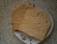 Jogurtový pšenično-žitný chléb z domácí pekárny