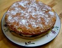Piškotový koláč Victoria