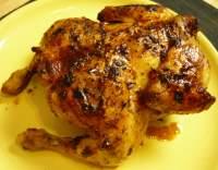 Kuře s omáčkou Piri-Piri