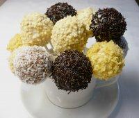 Cake pops - pečená lízátka