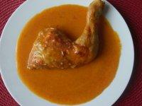 Kuře na paprice II