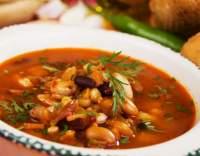 Farmářská polévka s fazolemi